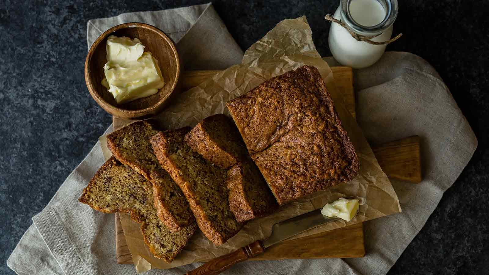 "Banana Bread Without a Mixer– A Healthy but Tasty Snack<span class=""wtr-time-wrap after-title""><span class=""wtr-time-number"">3</span> min read</span>"